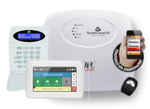 Sistema Central Alarmas Instalado y Configurado por Centroclick
